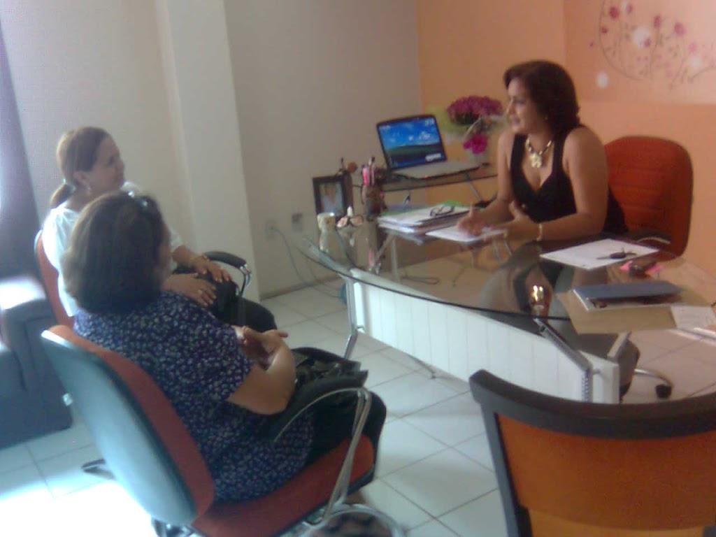 1ª DAMA DE COELHO NETO GARANTE AÇÕES DIRECIONADAS A MULHER