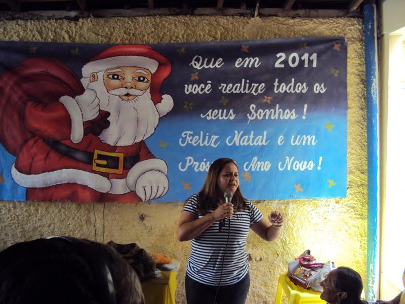 PRIMEIRA DAMA PARTICIPA DE FESTA DO CONVIVER