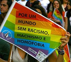 17 DE MAIO: DIA MUNDIAL E NACIONAL CONTRA A HOMOFOBIA