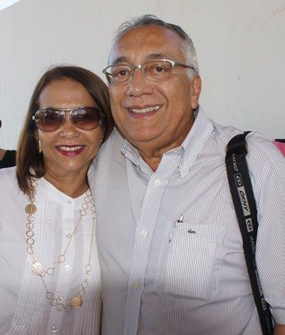FOTO-FOFOCA: ROSÁRIO E GASTÃO