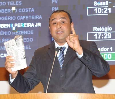 VAI COMEÇAR A 'CPI DOS R$ 73 MILHÕES'