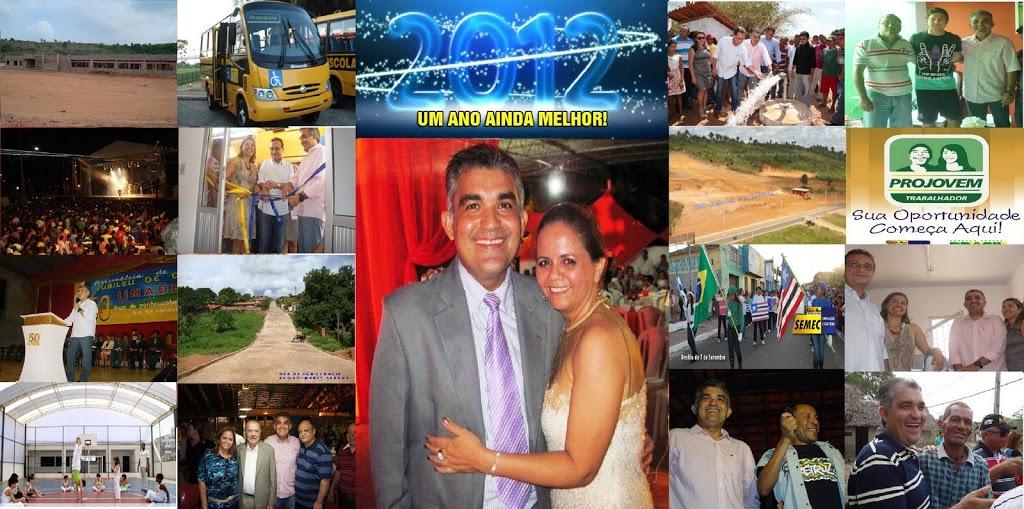 2012: UM ANO AINDA MELHOR!