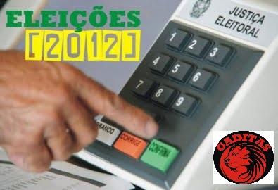 ELEIÇÕES 2012: 125 CANDIDATOS CONCORREM A 13 VAGAS DE VEREADOR EM COELHO NETO