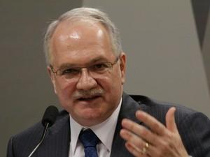 O ministro Luis Edson Fachin é o relator das ações do PC do B no Supremo