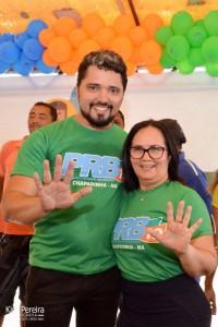 Alberto Carlos: auxiliar com trânsito e confiança da Prefeita Belezinha
