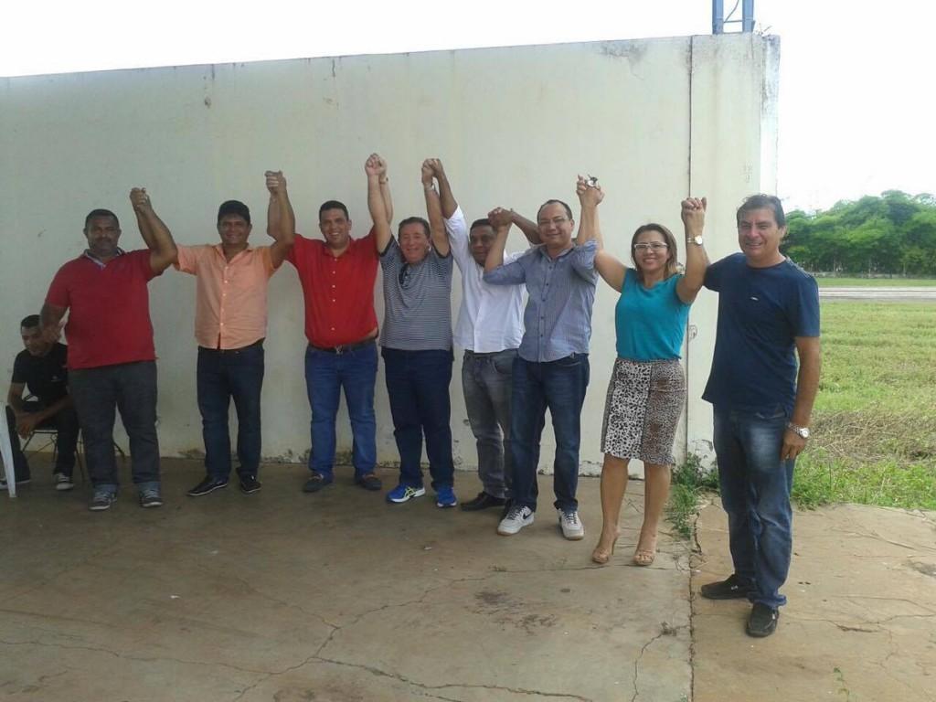 Flávio Furtado: presença constante nas hostes oposicionistas