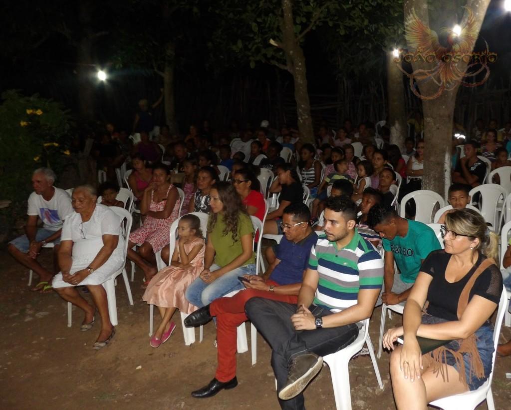 Público esteve atento aos discursos