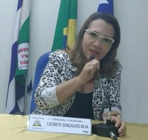 Lú: pré-candidata a prefeita pelo PSD