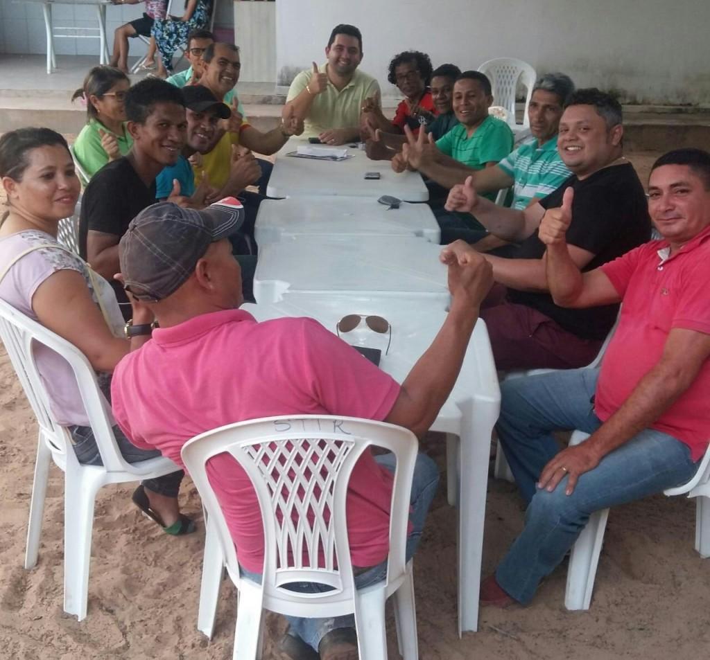Ala do PPS aliada de Américo: contrária a intervenção promovida por aliados de Luis Serra
